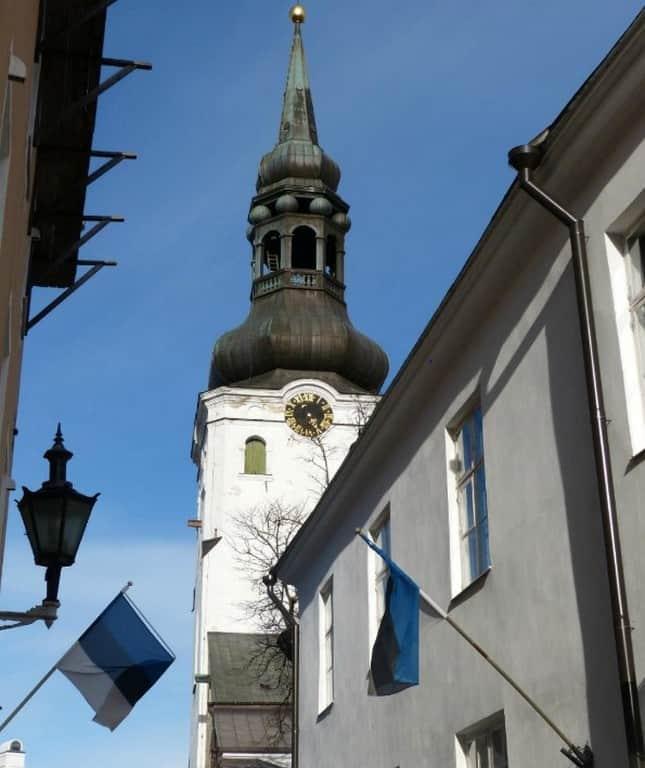 Таллиннский собор Святой Марии (Toomkirik)