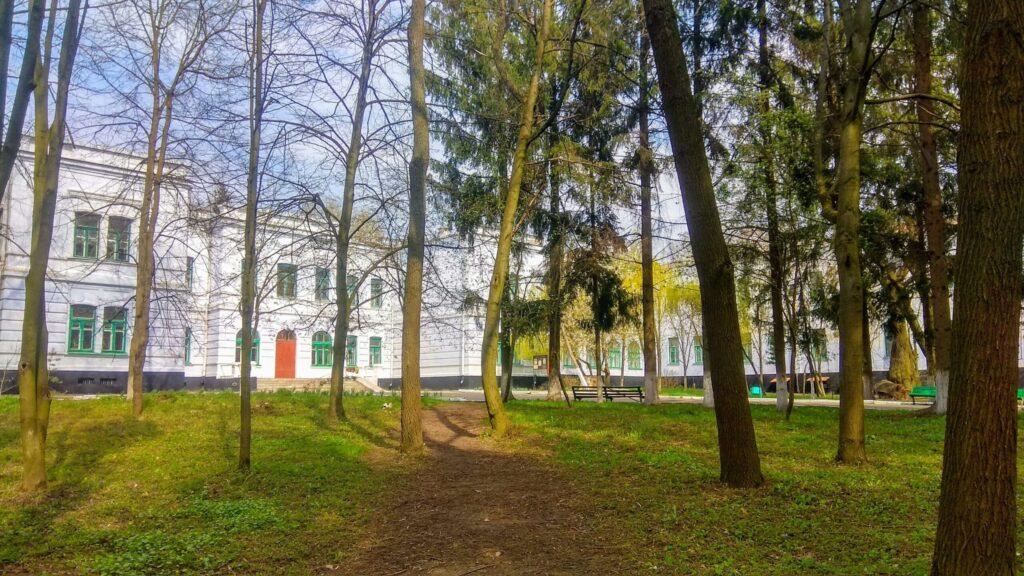 Браиловское поместье с парком
