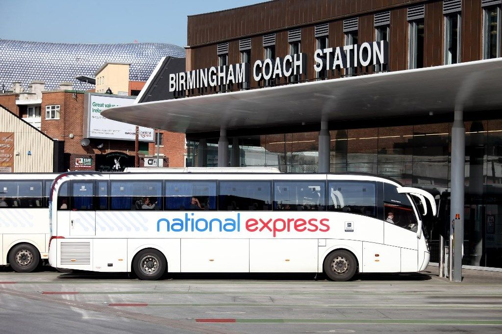 National Express - автобусная компания в Великобритании