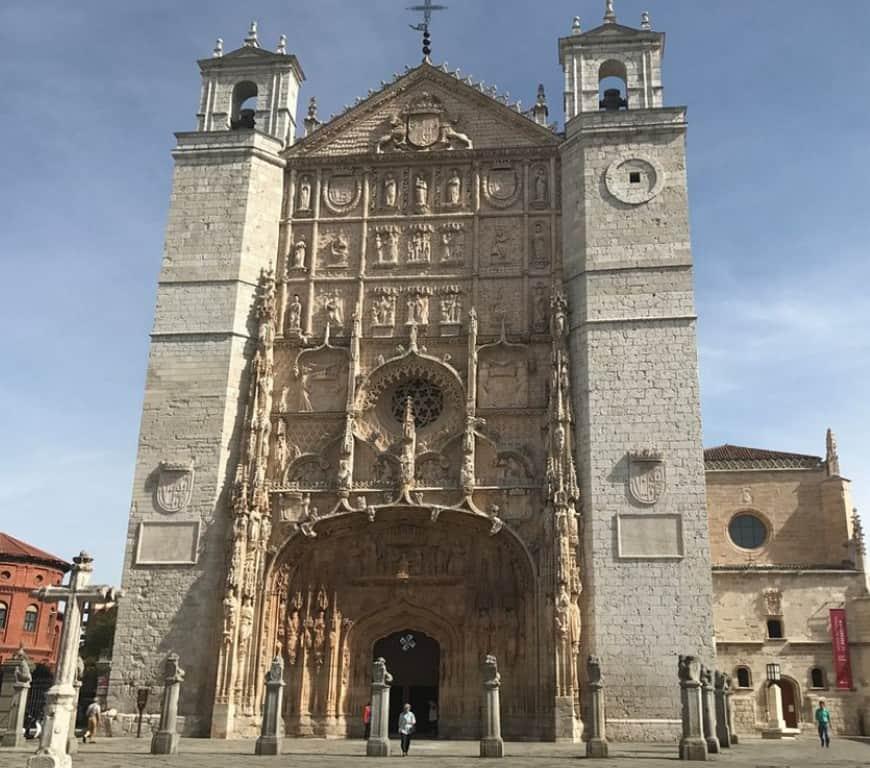 Церковь Сан Пабло (Iglesia de San Pablo) Вальядолид (Испания)