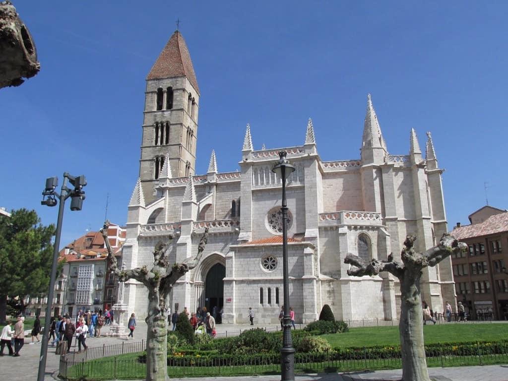 Церковь Санта-Мария-ла-Антигуа