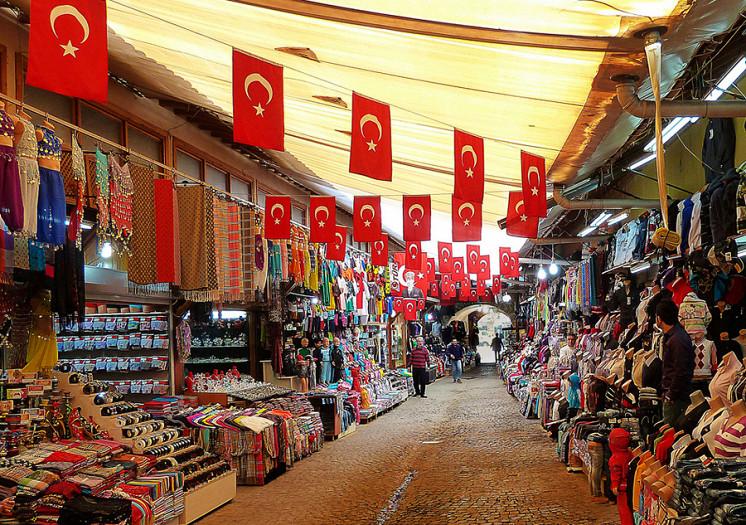 Рынок в Анталии Анталия – Турция