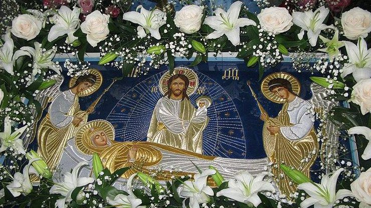 28 августа 2021 - Успение Пресвятой Богородицы