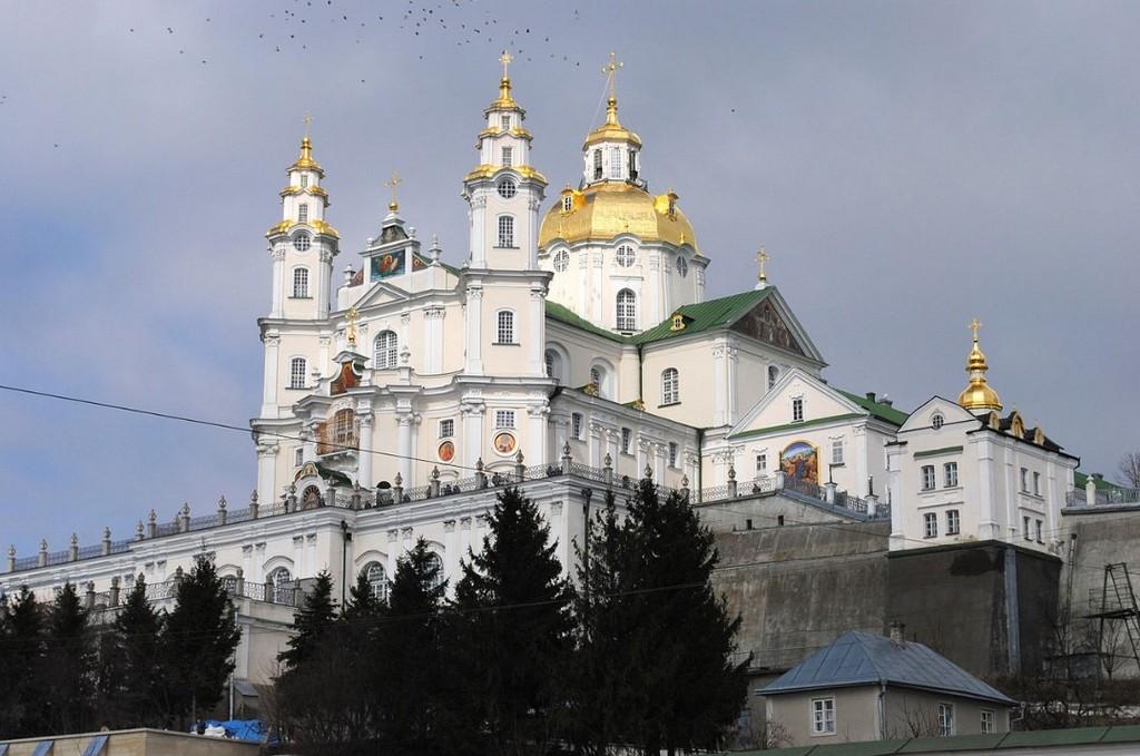 Успенский собор - Свято Успенская Почаевская Лавра (1771—1791)