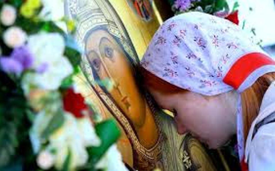 Молитва Успение Пресвятой Богородицы 2021
