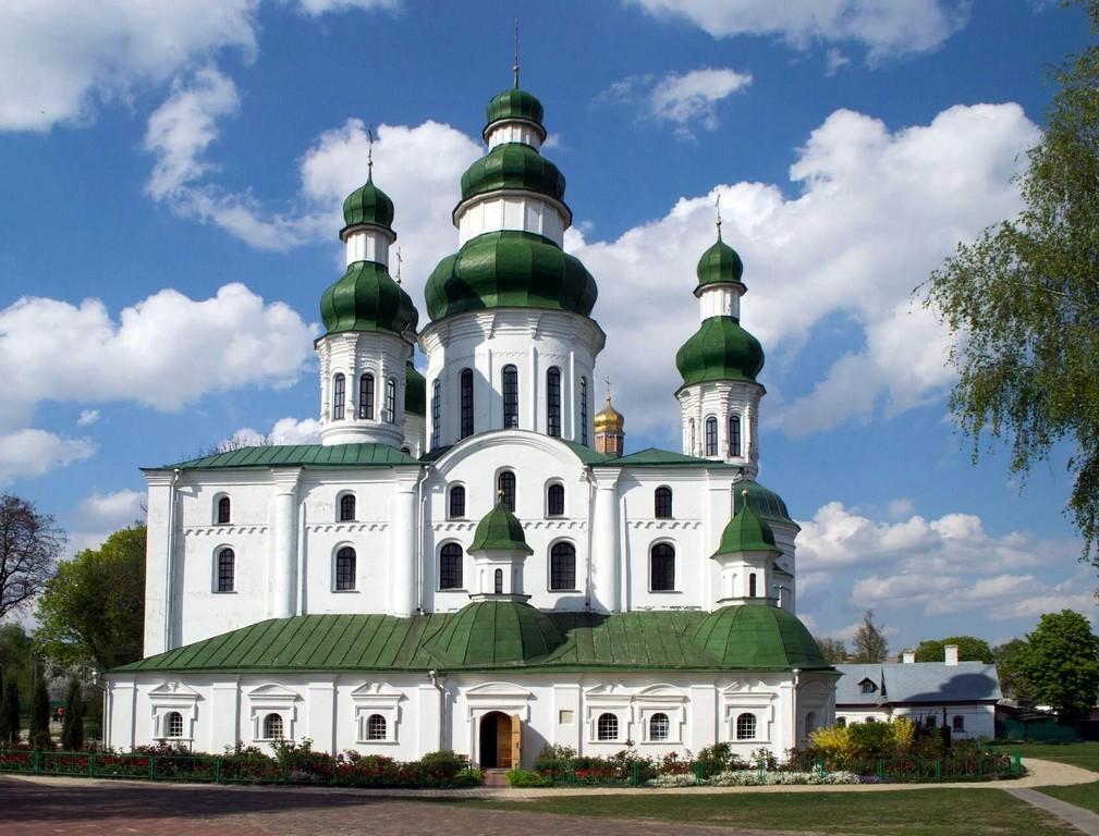 Елецкий Успенский монастырь в Чернигове - XI век