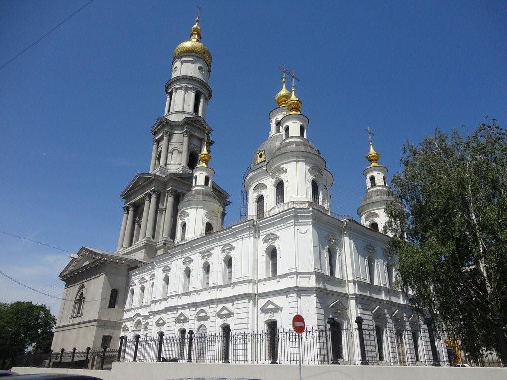 Успенский собор в Харькове, Украина – 1657 год