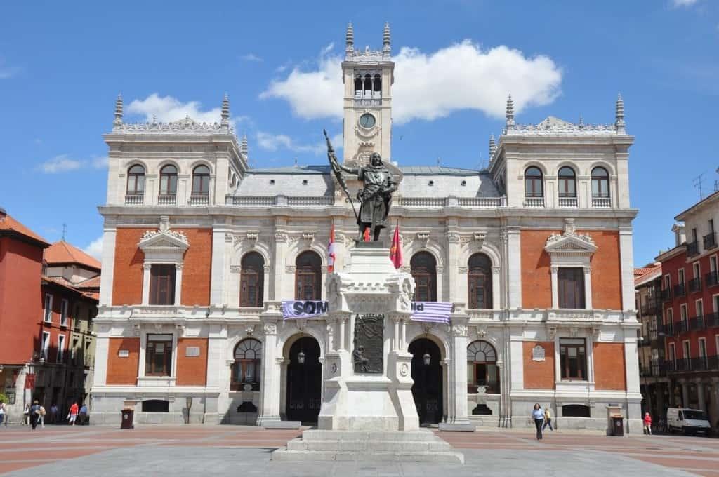 Главная площадь Вальядолида