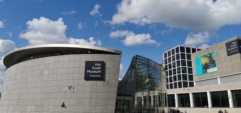 Ьузей Ван Гога в Амстердаме