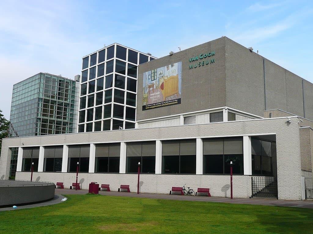 Музей Ван Гога (The Van Gogh Museum)