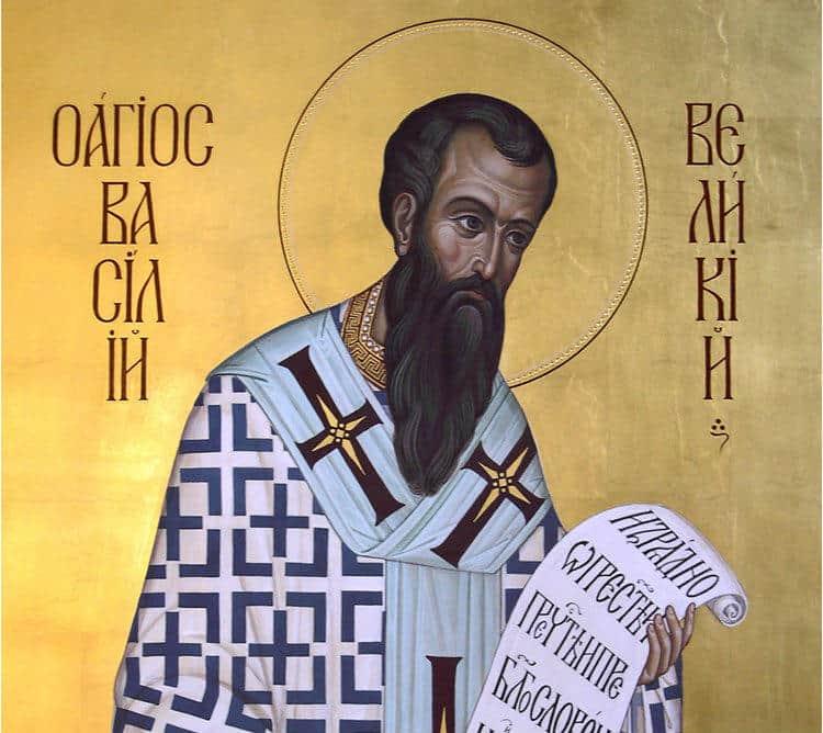 Василий Великий Васильев день 14 января