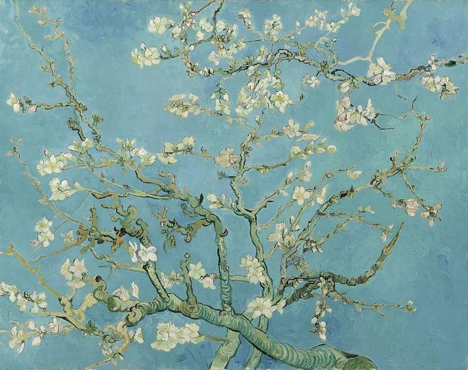 Vincent-van-Gogh-Almond-blossom Амстердам музеи