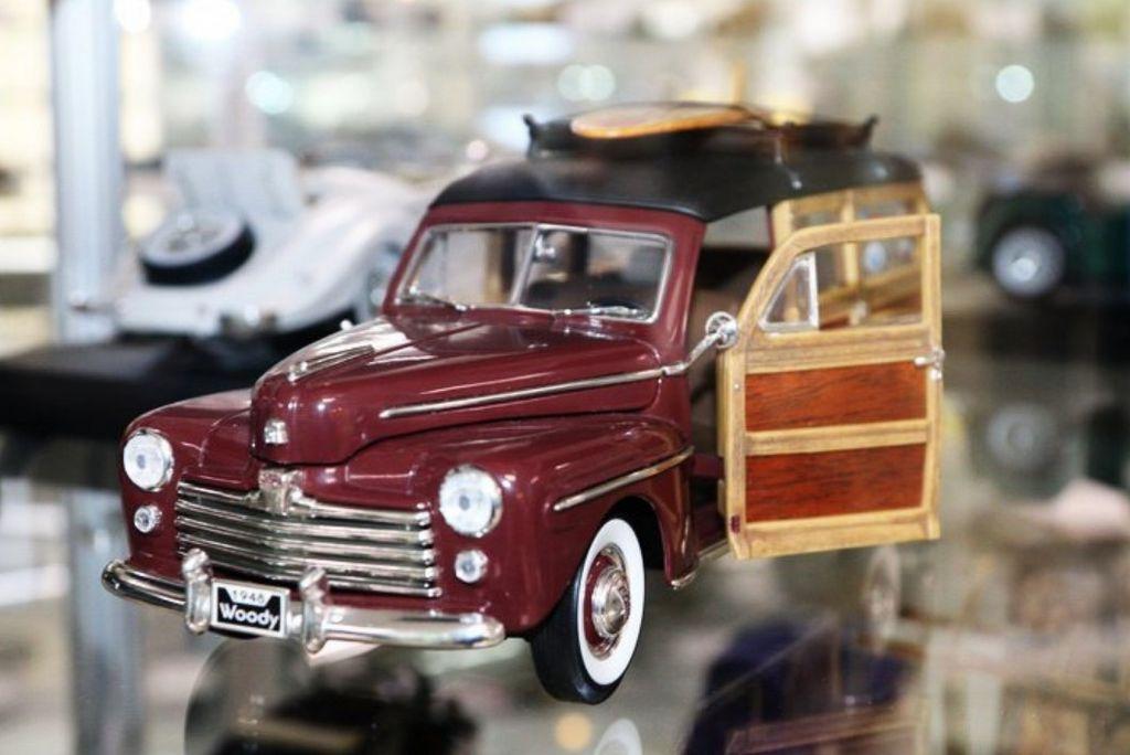 Музей моделей транспорта в Виннице