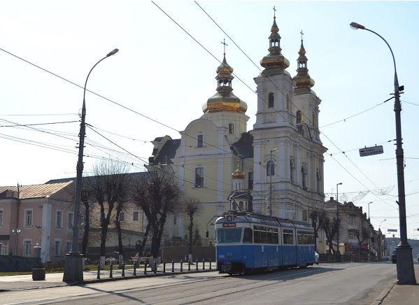 Свято-Преображенский кафедральный собор /АрхитекторПаоло Фонтана)