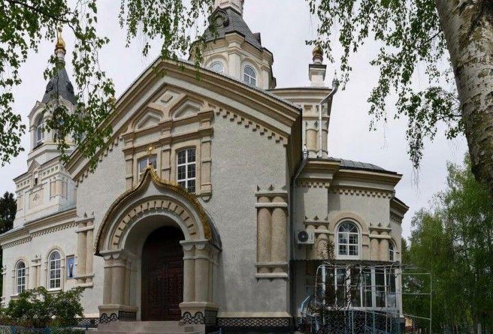 Собор Рождества Пресвятой Богородицы, Строительство 1912-1914 гг