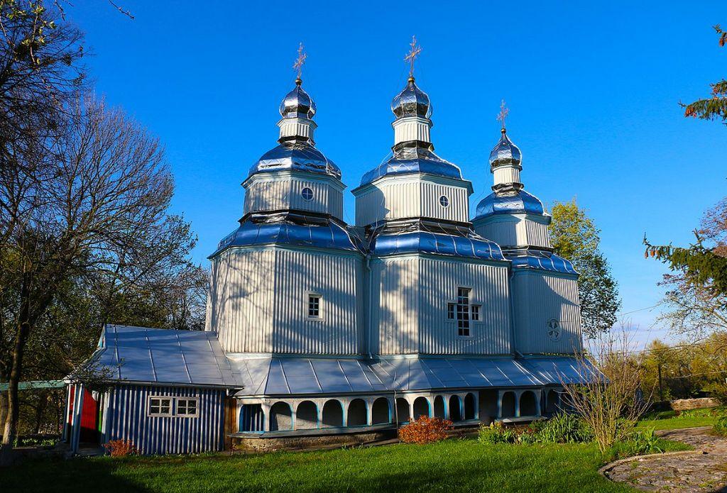 Церковь Святого Николая (Винница), 1746 г. (Основатель - Антон Постельник)