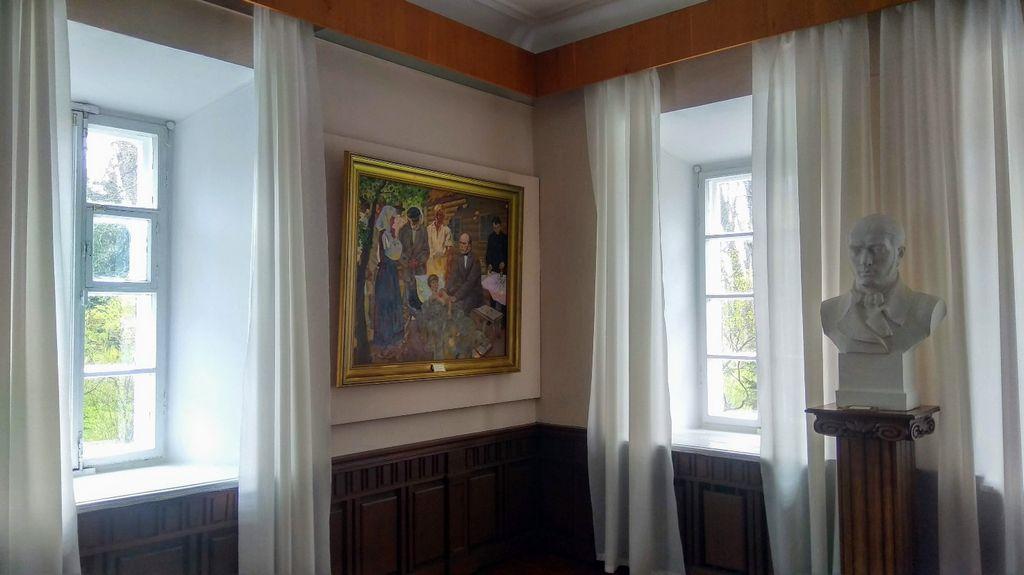 Экспозиция музея Н.И.Пирогова