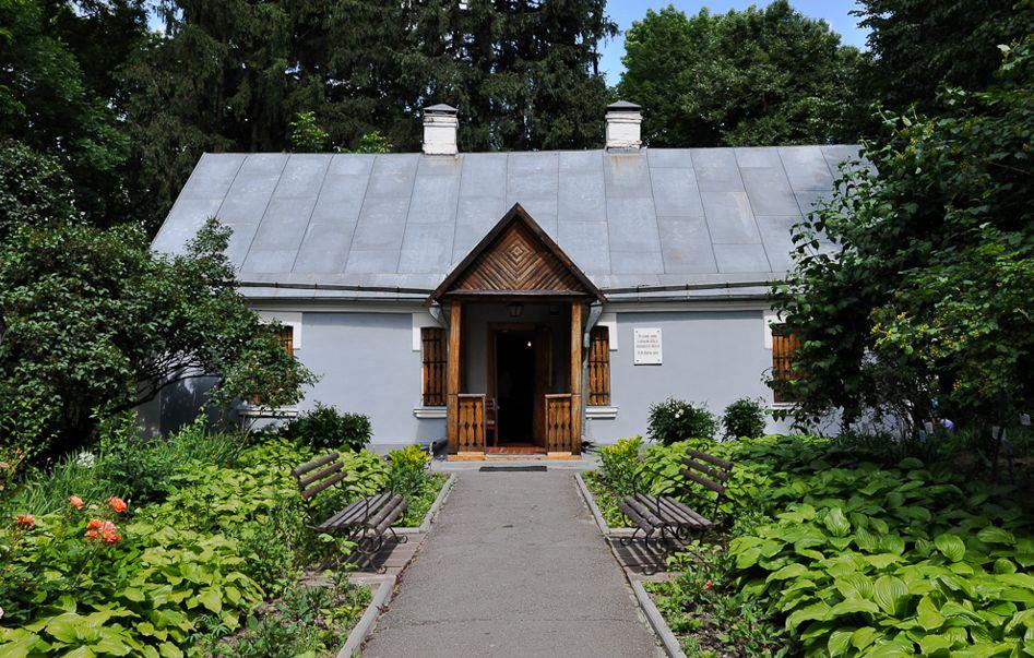Дом-аптека Н. И. Пирогова (Винница - музей Пирогова)