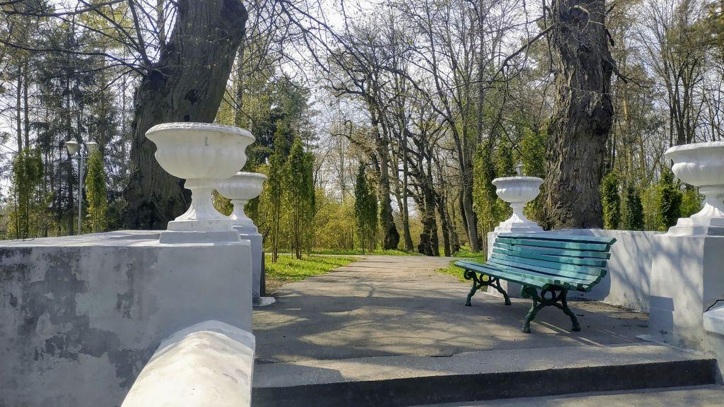 Парк усадьбы Н.И.Пирогова (Винница - музей Пирогова)