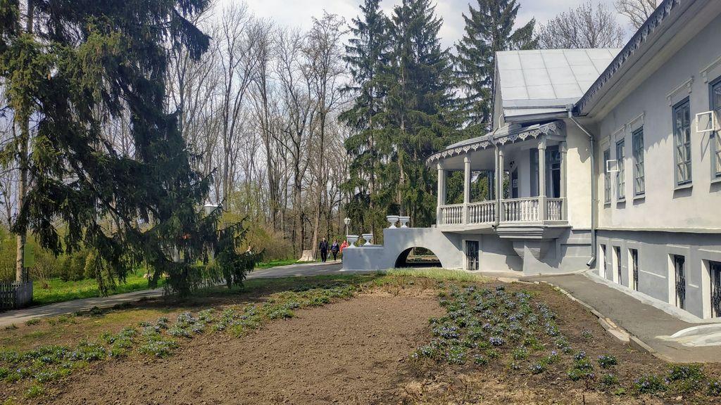 Дом, в котором жил Н.И Пирогов