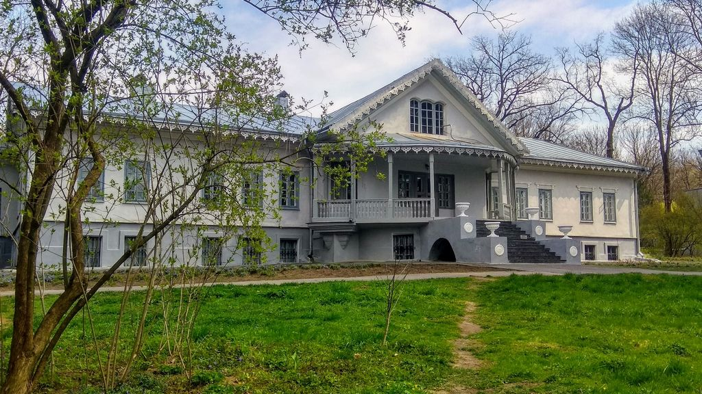 Музей-усадьба основоположника военно-полевой хирургии Николая Пирогова