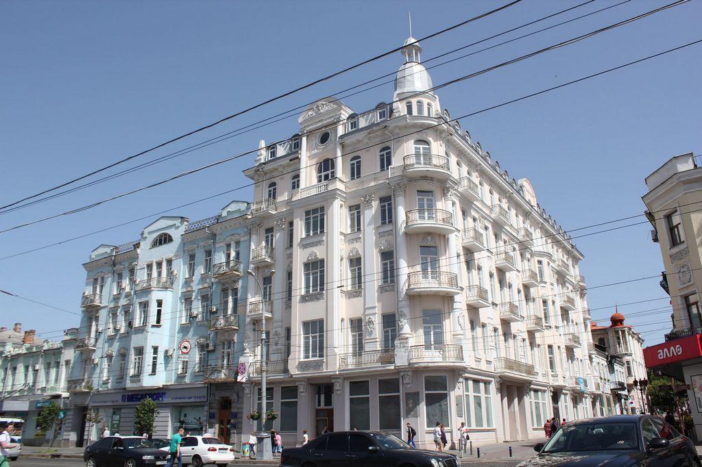 Отель «Савой», Винница