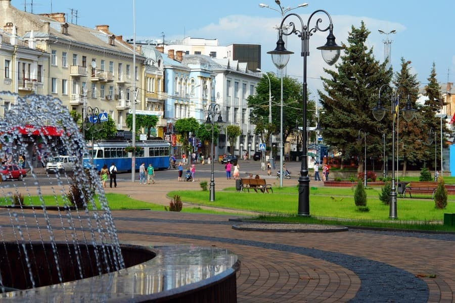 Винница - красивейший город (Винница - музей Пирогова)