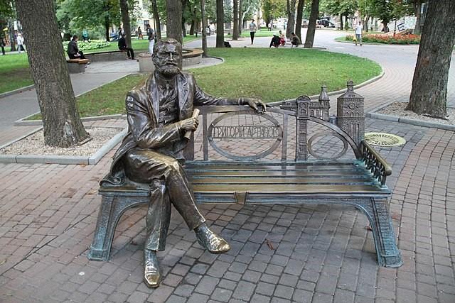 Городской архитектор Григорий Артынов