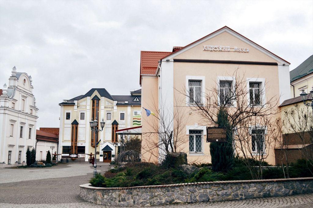 Винницкий областной художественный музей