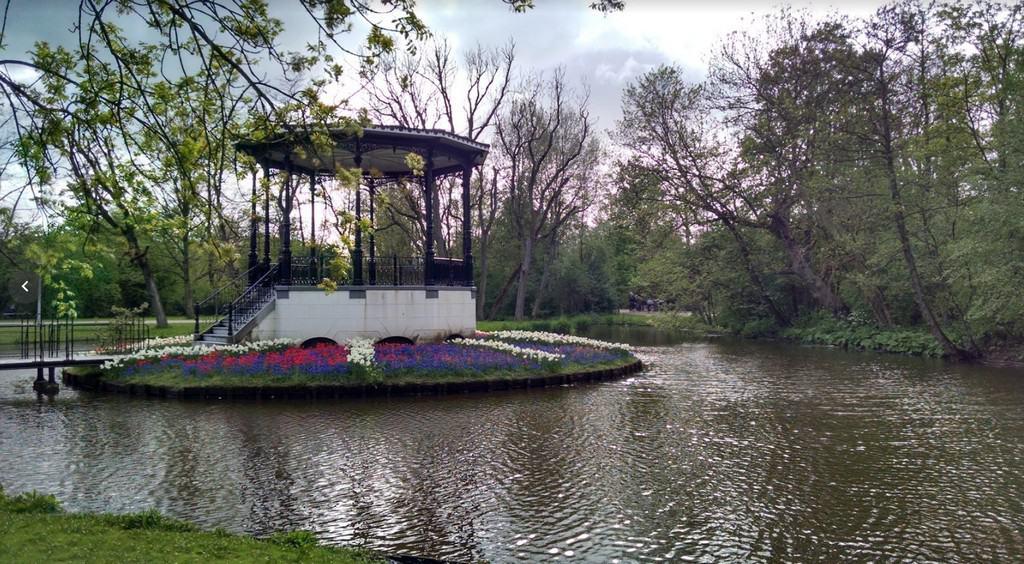 Парк Вондела (Vondelpark)