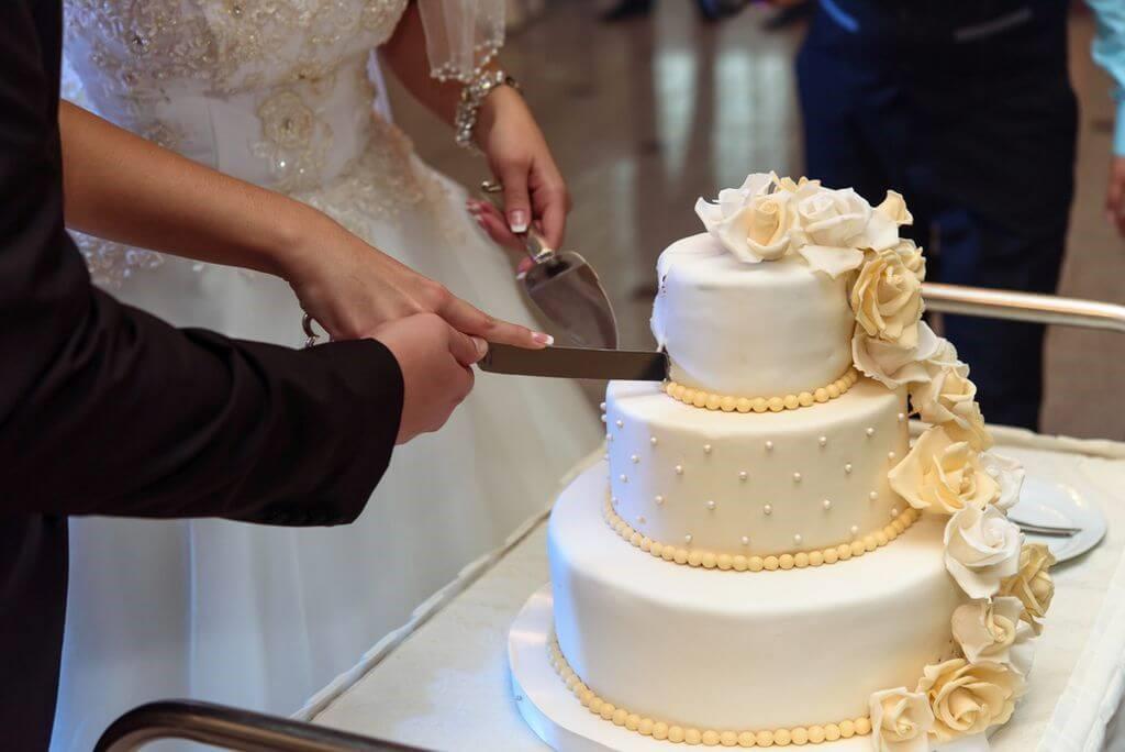 Свадебный торт Свадьба