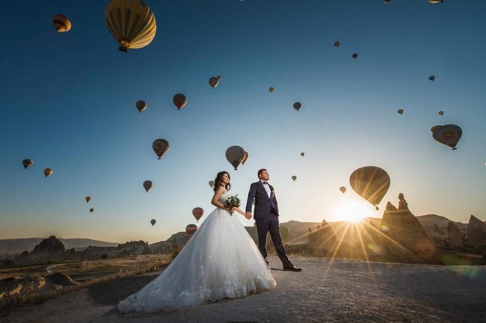 Свадебная церемония в Турции – Каппадокия