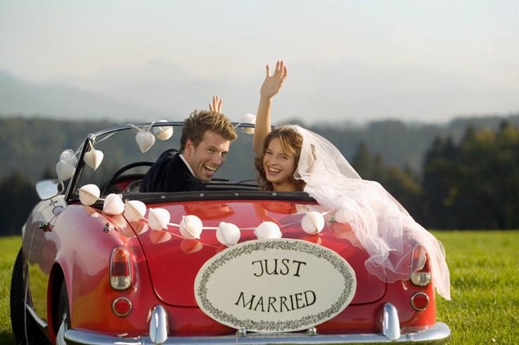 Медовый месяц – свадебное путешествие