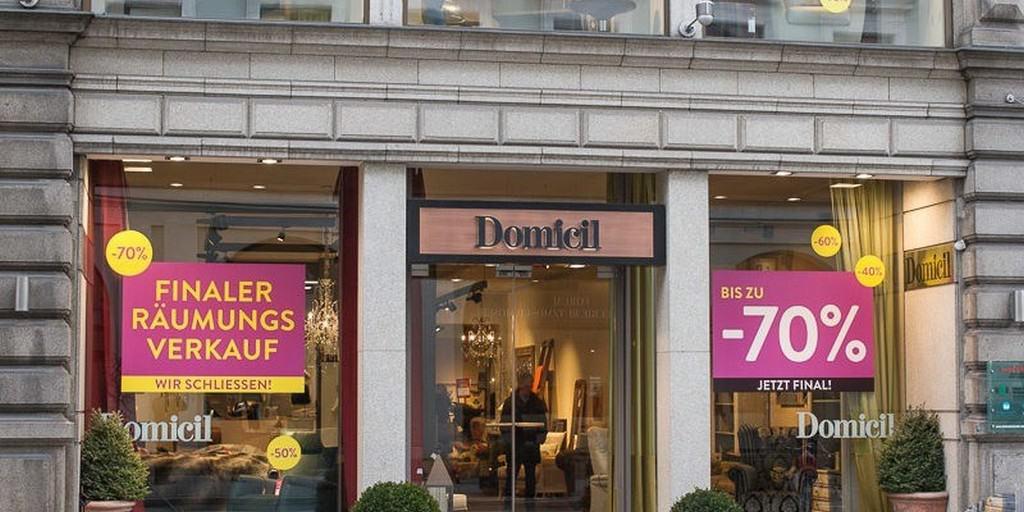 Зимние распродажи в Мюнхене