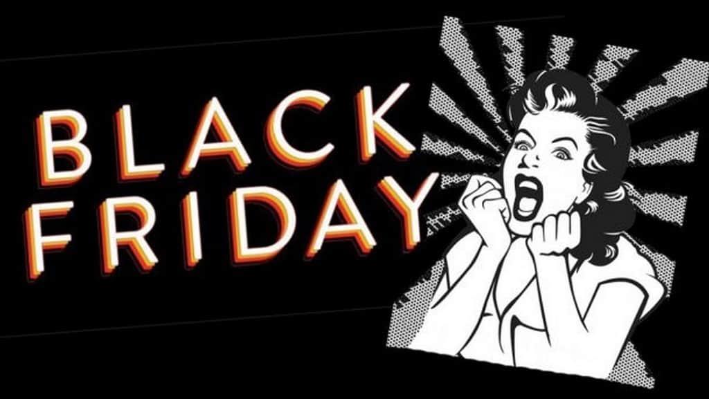 Черная пятница - скидки в магазинах Black Friday