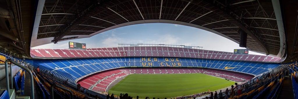 Камп Ноу (Camp Nou), Барселона самостоятельно