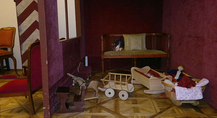 Детский музей, дворец Шёнбрунн