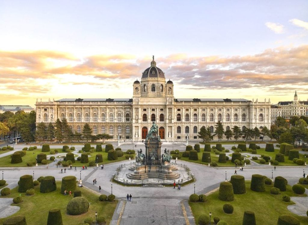 Музей истории искусств, Вена, Вена — Австрия