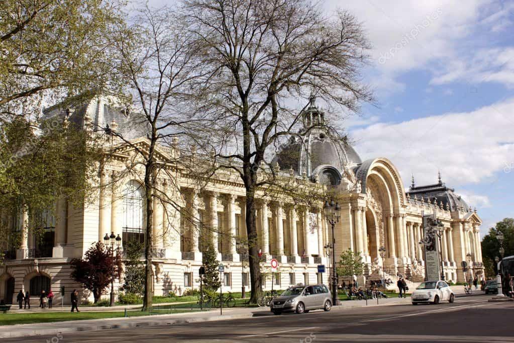 Большой дворец (Grand Palais)