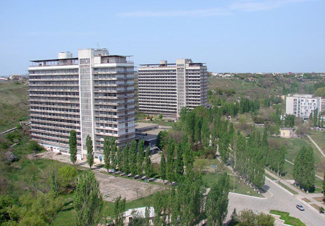 Санаторий Куяльник, Одесса