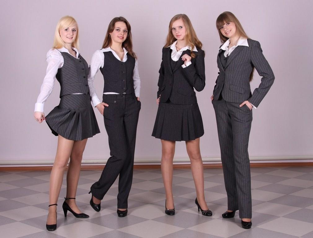 В чем пойти в школу или институт 1 сентября – деловая праздничная одежда