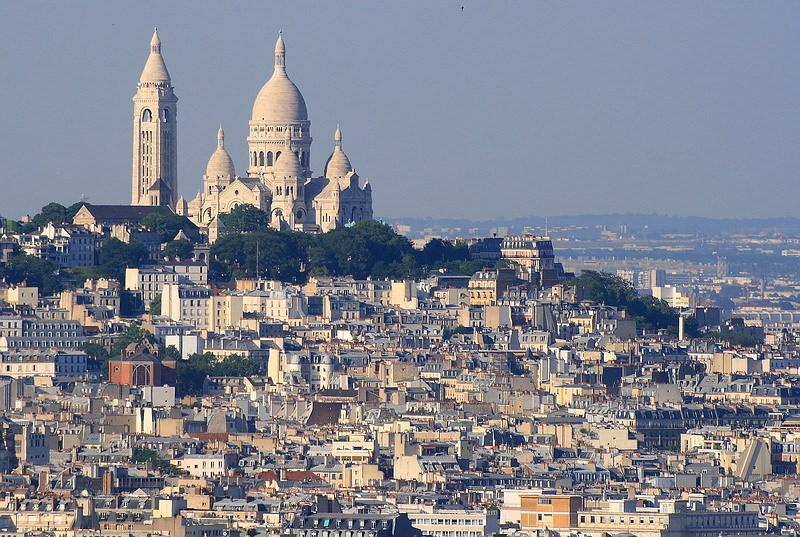 Холм Монмартр (Париж)