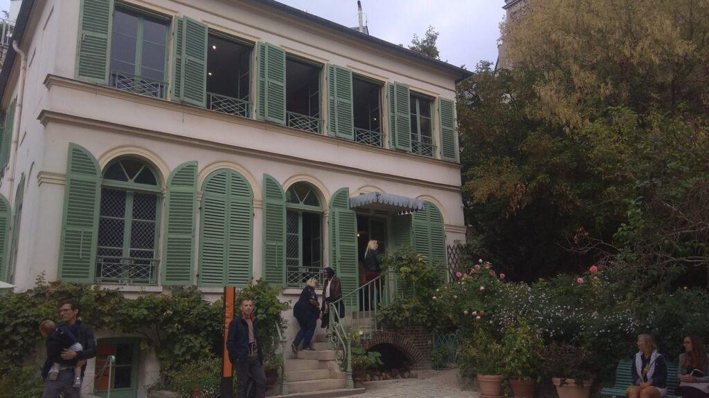 Музей романтичной жизни Париж