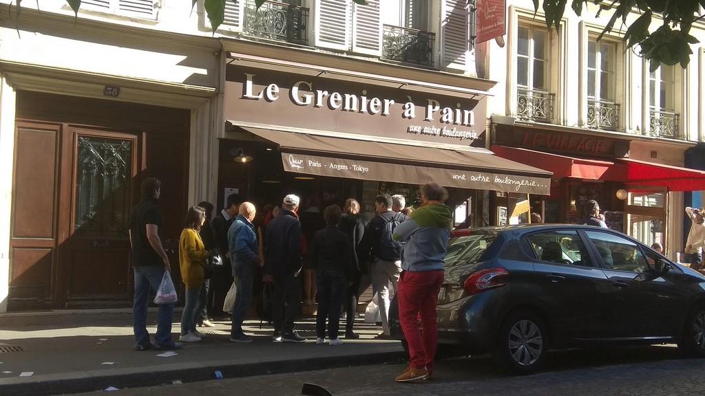Пекарня - Le Grenier à Pain