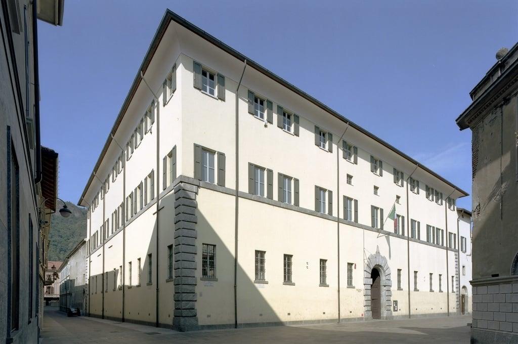 Pinacoteca Civica, Palazzo Volpi