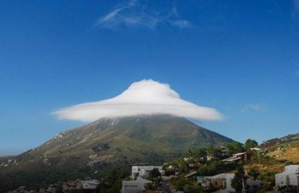 Благодатное облако на горе Фавор - Преображение Господне 2020