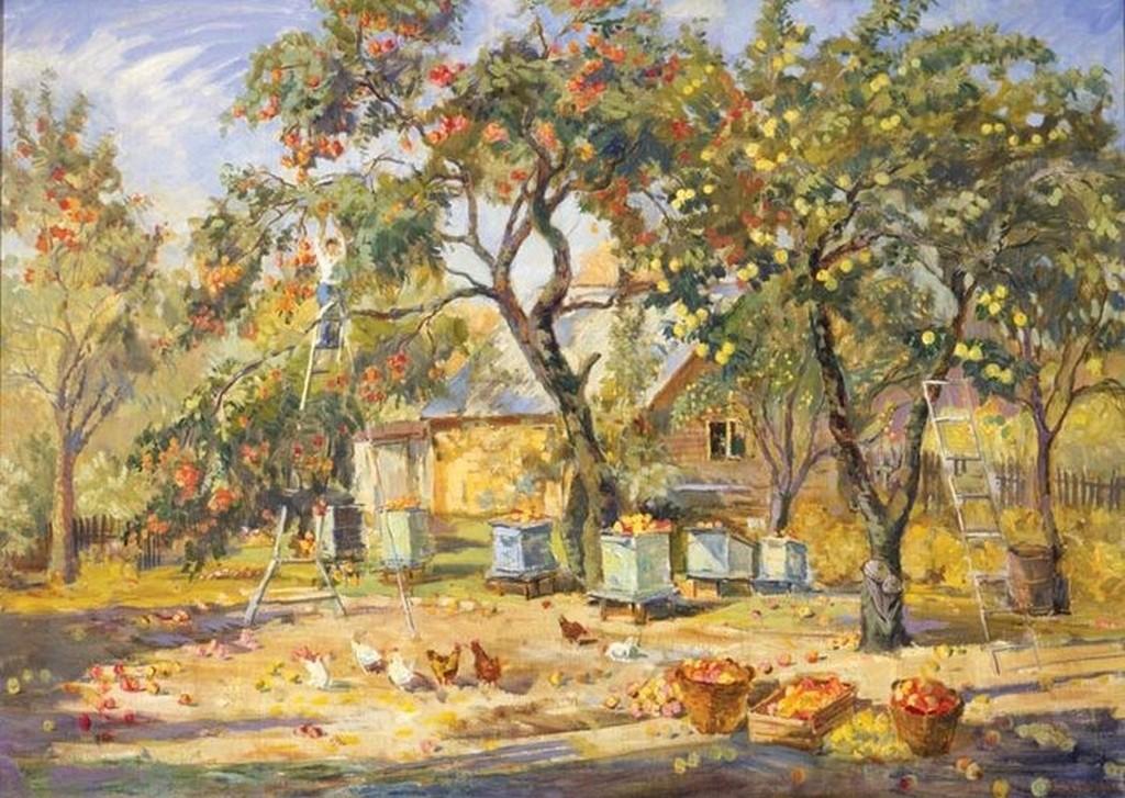 Багров В.Ю. Яблочный Спас