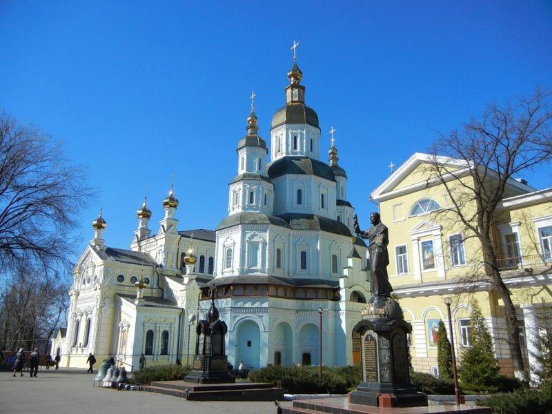 Собор Покрова Пресвятой Богородицы, Харьков