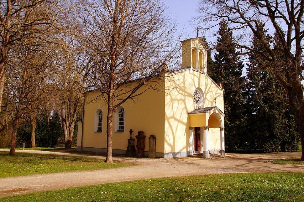 Храм Покрова Пресвятой Богородицы в Регенсбурге