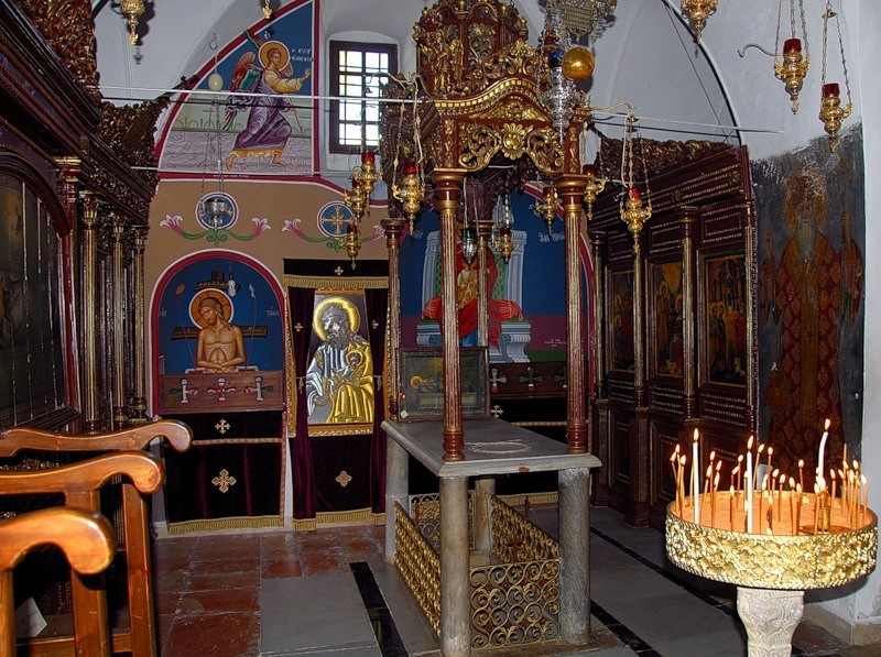 Гробница святого Симеона